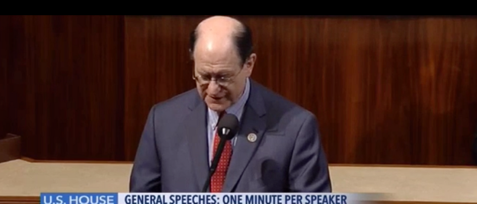 Rep. Brad Sherman (CSPAN - Screen Shot)