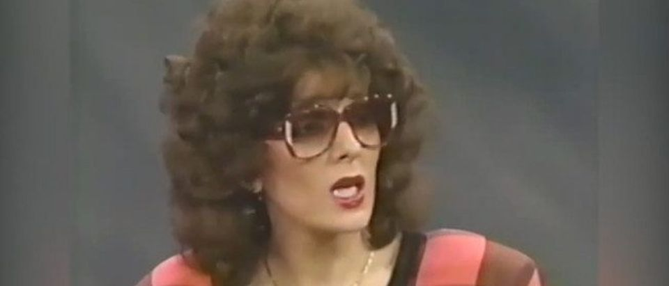Lisa Fierstein (Photo: Politico screengrab)