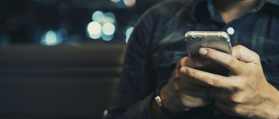 Texting Credit: Wayne0216/Shutterstock