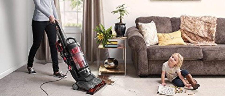 This is a popular vacuum cleaner (Photo via Amazon)