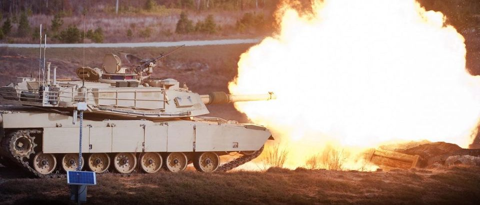 U.S. Army Armor Basic Officer Leaders Course (ABOLC) Live Fire Training