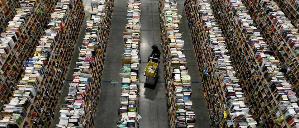 Amazon Warehouse in Arizona