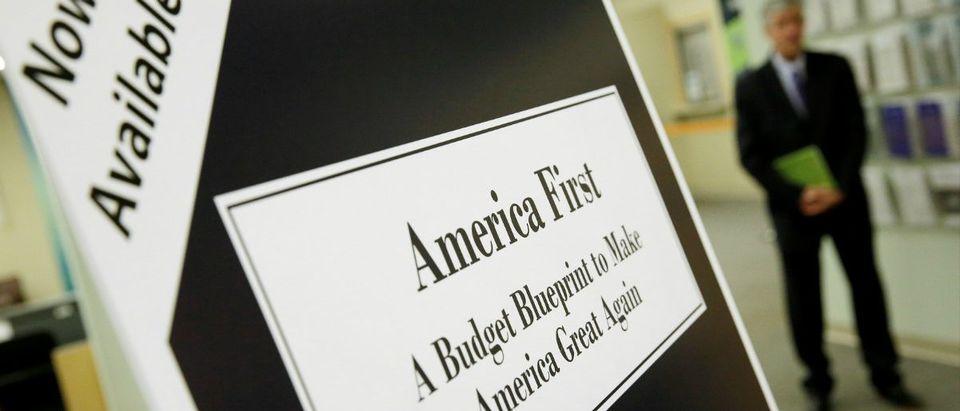 Budget Proposal REUTERSJoshua Roberts