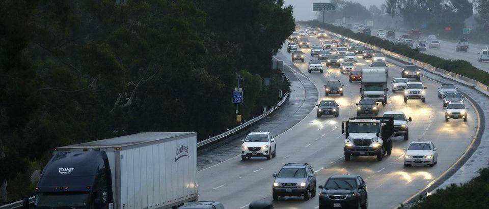 California Highway REUTERSMike Blake