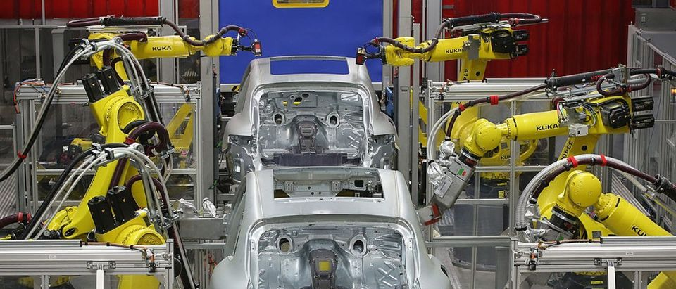 Porsche Launches Production Of New Macan