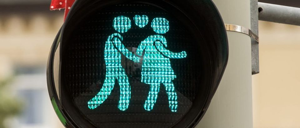 Munich Introduces Homosexual Pedestrian Light Figures