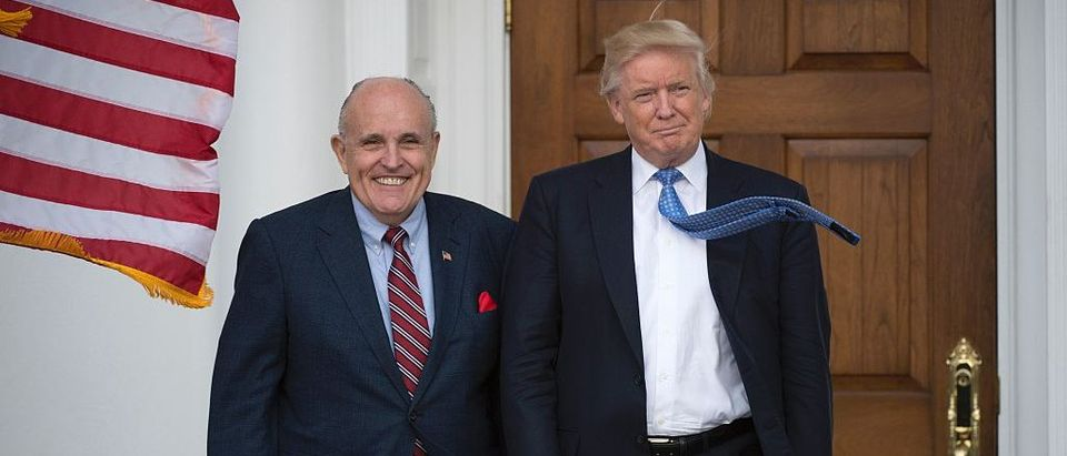 Rudy Giuliani, Donald Trump (Getty Images)