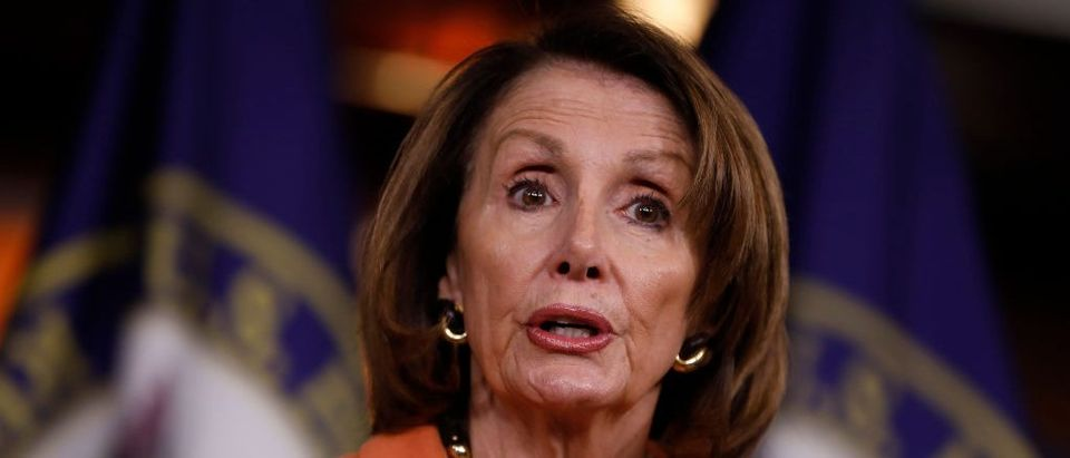 Nancy Pelosi (Getty Images)