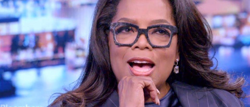 Oprah Winfrey (Photo: Bloomberg screen grab)