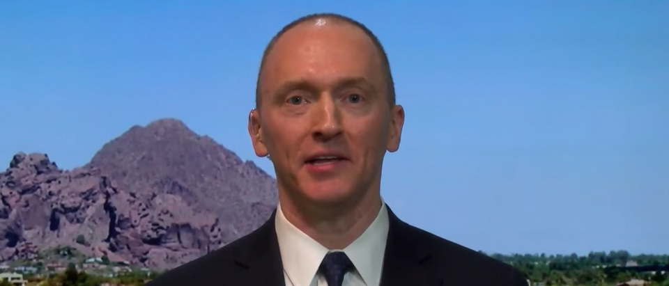 Former Trump campaign adviser Carter Page (Youtube screen grab)