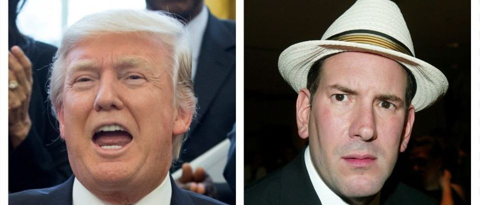 Donald Trump, Matt Drudge (Getty Images)