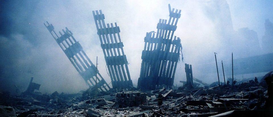 September 11 Ground Zero Getty Images Alex Fuchs