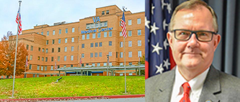 Glenn R. Snider, Jr. of the Clarksburg, WV Veterans Affairs hospital
