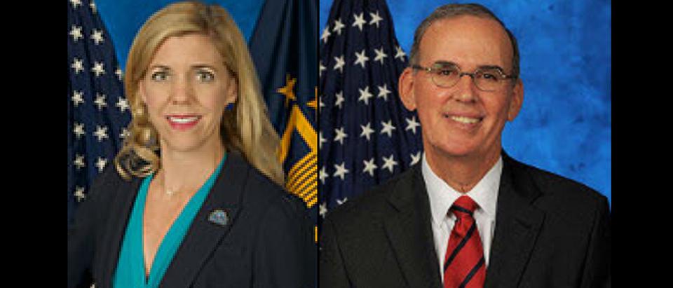 Michael J. Missal and Laura Eskenazi