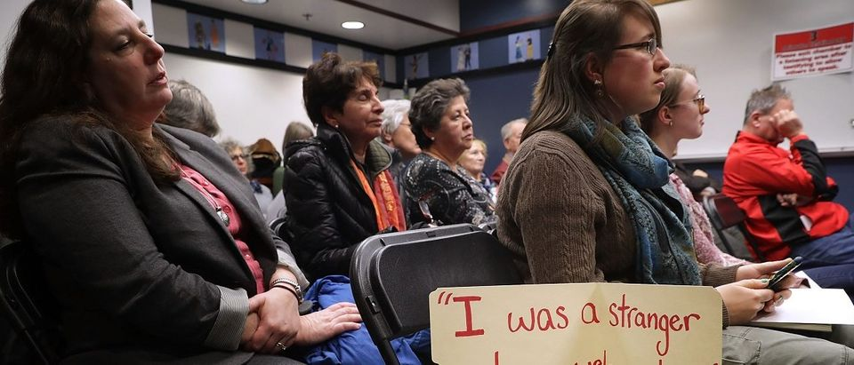 Rockville, MD Holds Public Hearing On Police Enforcing Federal Immigration Laws
