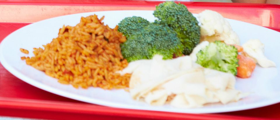 school lunch Shutterstock/Monkey Business Images