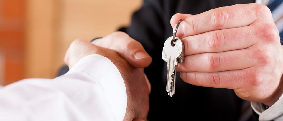 These keys could have a secret knife within (Photo via Shutterstock)
