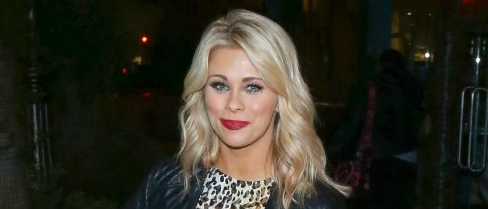 Paige VanZant (Credit: Splash News)