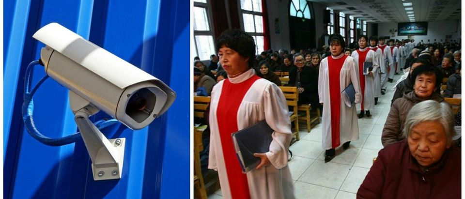 China.Church.Surveillance.Camera