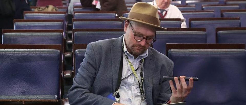 Glenn Thrush (Getty Images)