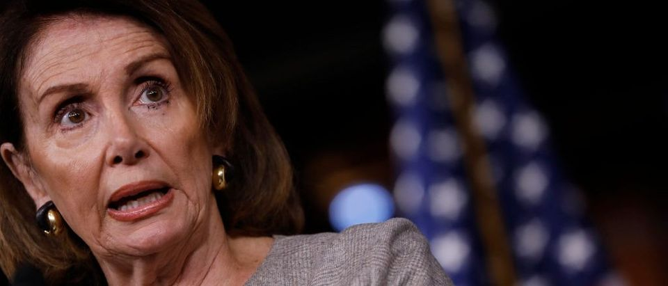 Nancy Pelosi (Getty Images)
