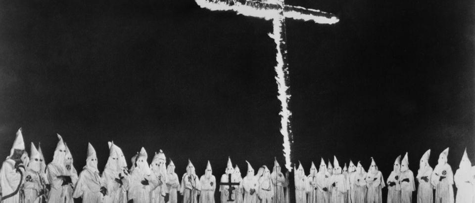 Ku Klux Klan Shutterstock/Everett Historical