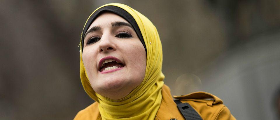 Linda Sarsour Getty Images Drew Angerer