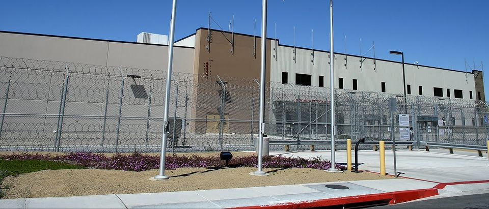 U.S. immigration detention facility in Otay Mesa, California