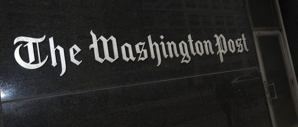 A general view of the exterior of The Washington Post Company headquarters in Washington, March 30, 2012. REUTERS/Jonathan Ernst