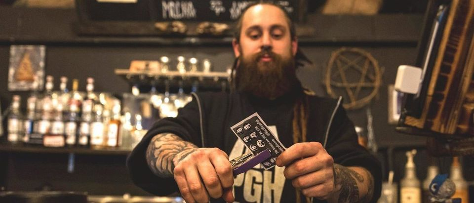 Black Forge Coffee House - Punch Card