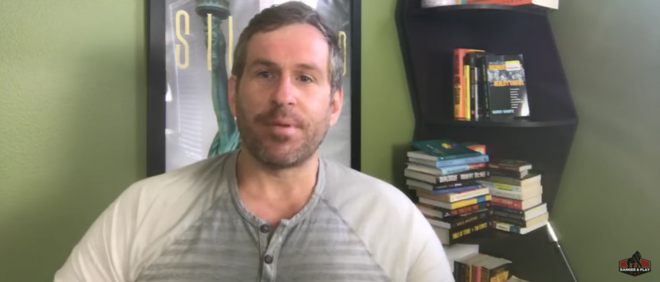 Mike Cernovich (Youtube screenshot/Mike Cernovich)