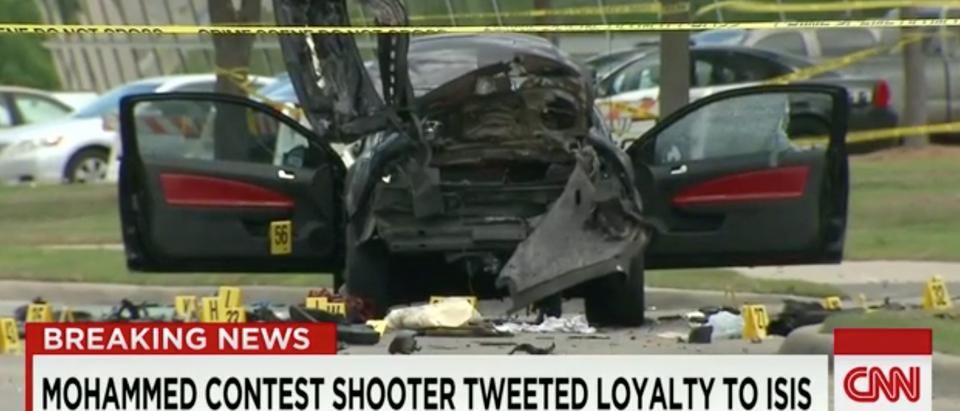 Draw Mohammed Day Attack (CNN Video Screenshot)