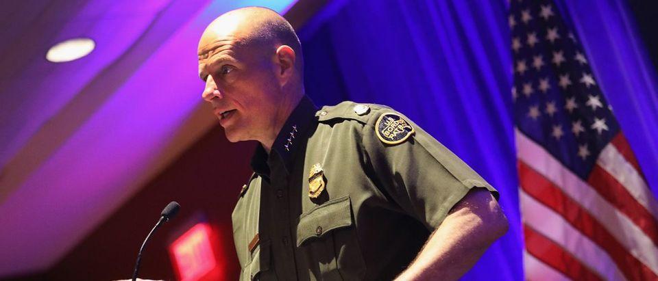 Border Security Expo Held In San Antonio