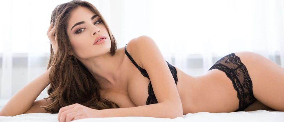 Sexy Woman (Credit: Shutterstock)