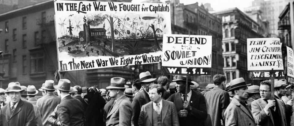Communists in New York City 1931