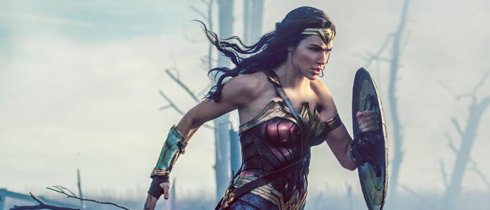 Wonder Woman (Photo Credit: Twitter/RollingStone)