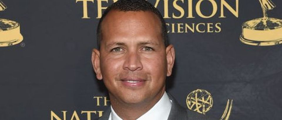 Alex Rodriguez attends the 38th Sports Emmy Awards at Jazz at Lincoln Center on May 9, 2017 in New York City. (Photo by Jamie McCarthy/Getty Images)