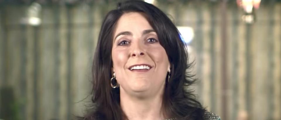 US Ambassador to Qatar, Dana Shell Smith. (Youtube screen grab)