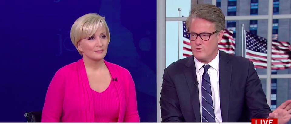 """Screen Shot MSNBC's """"Morning Joe"""" (May 15, 2017)"""