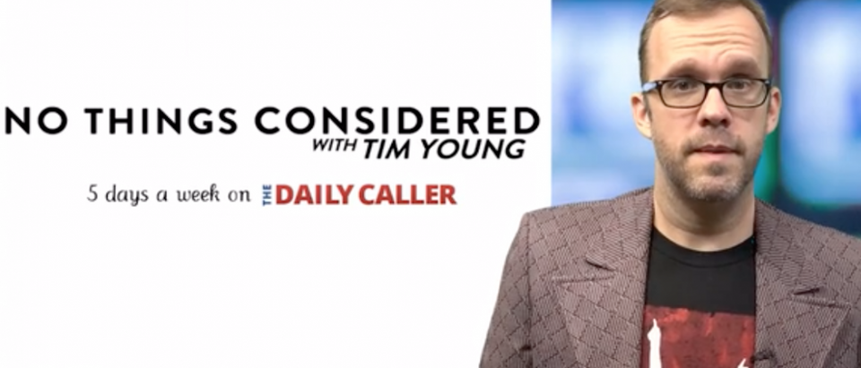 Tim Young No Things Considered (Screenshot/No Things Considered)
