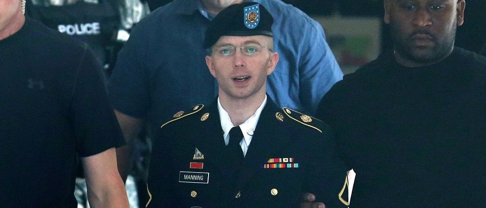 Verdict Delivered In The Court Martial Of Bradley Manning