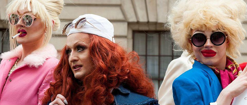 transvestites Shutterstock/John Gomez