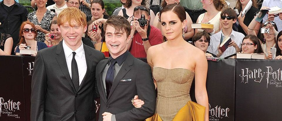"""""""Harry Potter And The Deathly Hallows: Part 2"""" New York Premiere - Arrivals"""