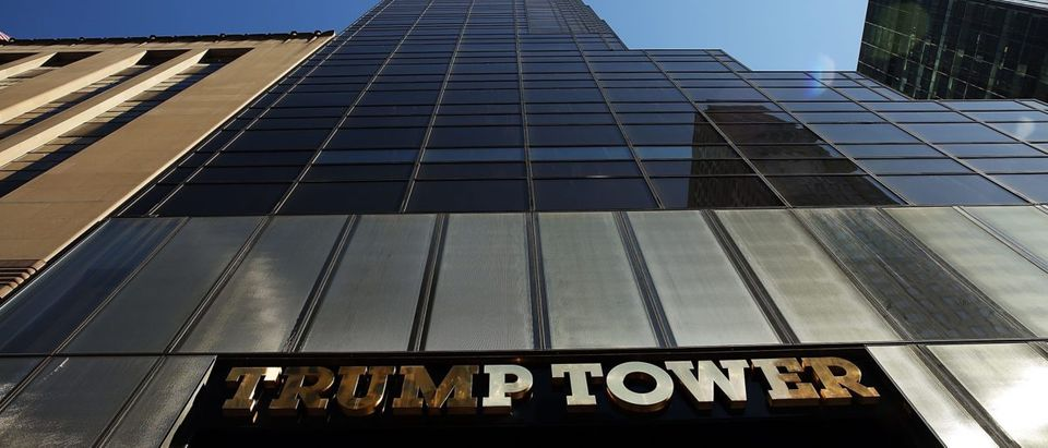 Trump Tower (Manhattan) (Photo Credit: Getty/Spencer Platt)