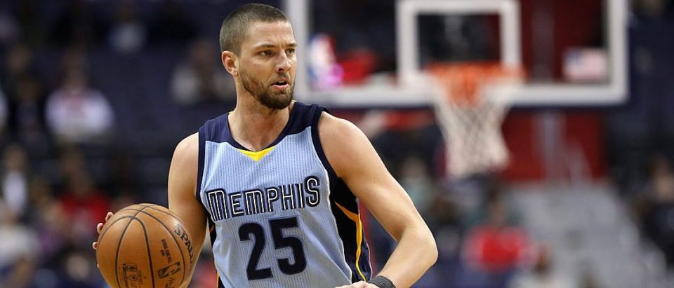 Chandler Parsons (Credit: Getty Images/