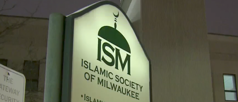 Islamic Society of Milwaukee (Youtube screen grab from
