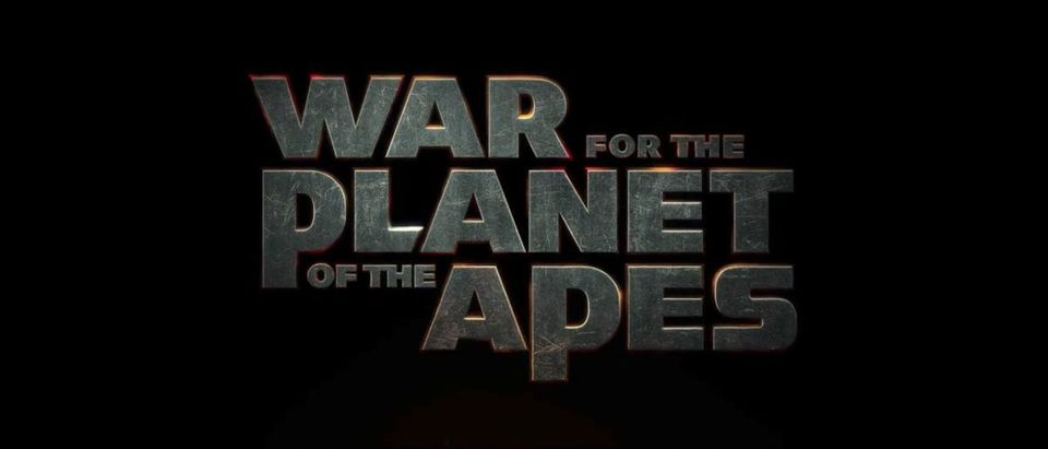 War for the Planet of the Apes (Credit: Screenshot/YouTube Movieclips Trailers)