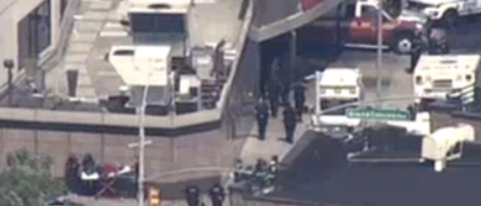 bronx hospital shooter/NBC News Screenshot