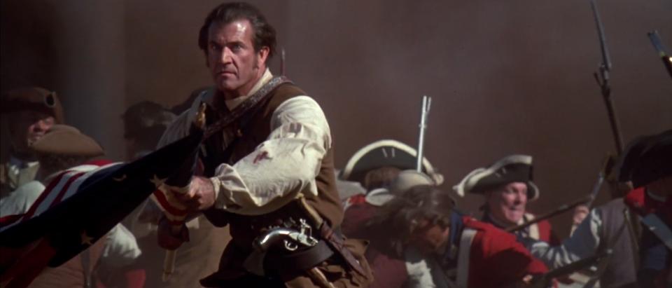 Mel Gibson The Patriot (2000)/YouTube Screenshot/Youtube Movies