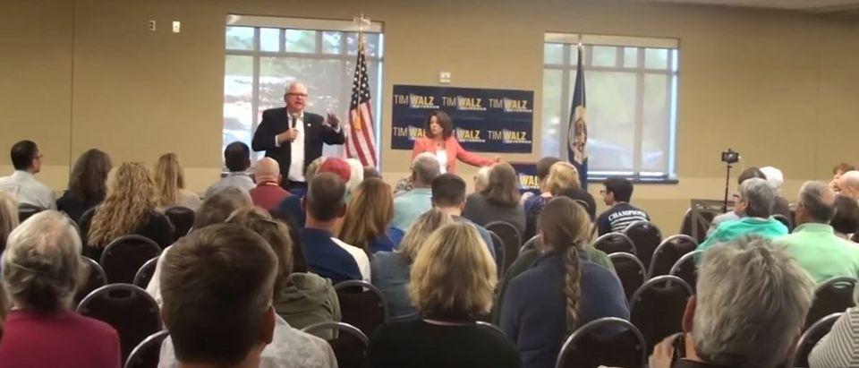 Minnesota Democratic Rep. Tim Walz